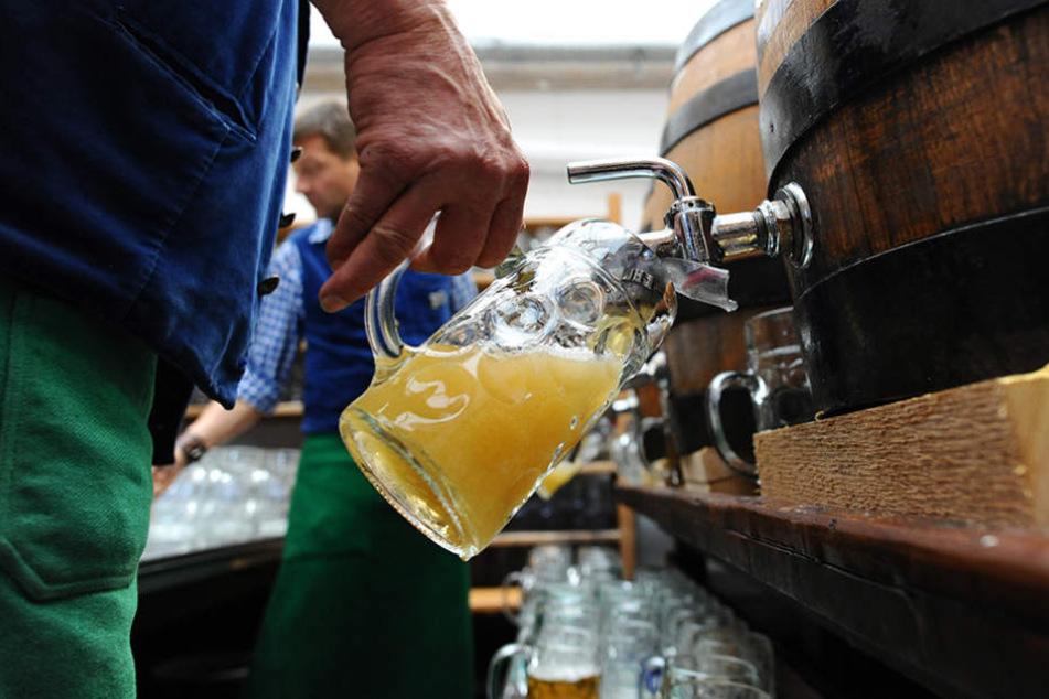 Frisch gezapft oder aus der Flasche? Egal, Bier ist gesund!