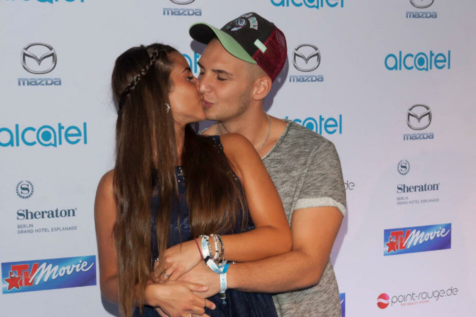 """Pietro und Sarah Lombardi (beide 25) lernten sich 2011 bei """"Deuschland sucht den Superstar"""" kennen und lieben."""