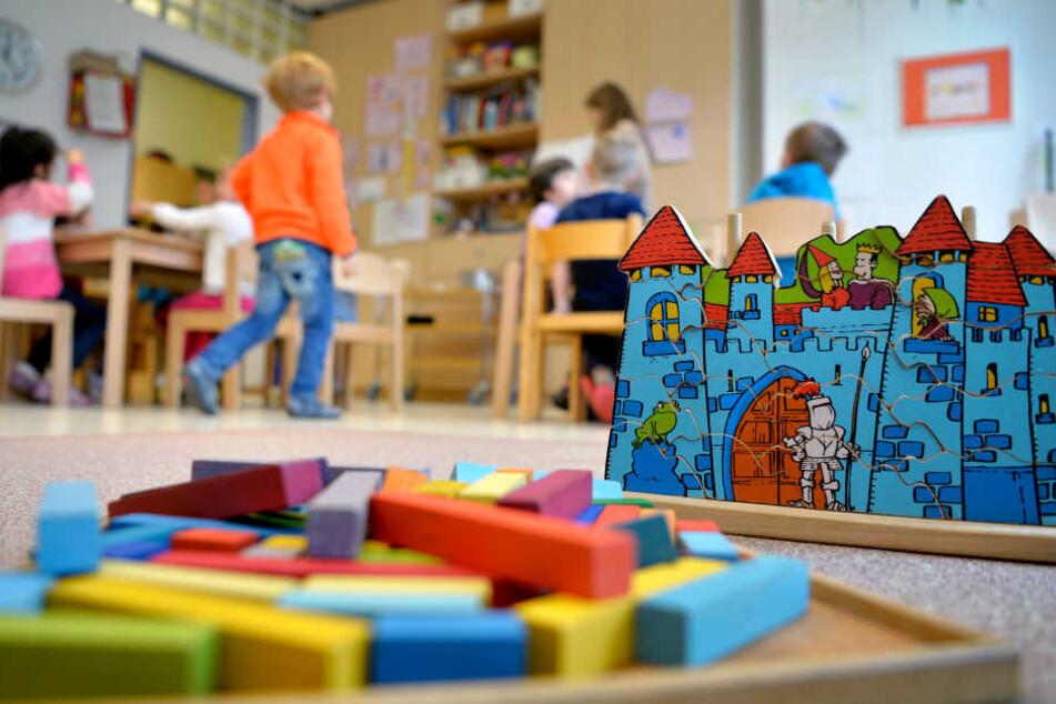 Auch in Kindergärten wurde die Krankheit entdeckt. (Symbolbild)