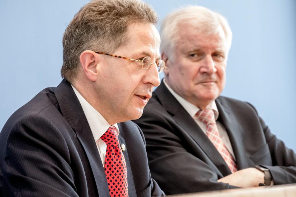 Welches Amt wird Verfassungsschutzpräsident Hans-Georg Maaßen künftig ausüben?