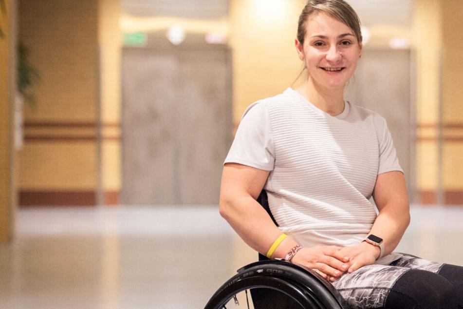 Hilflos im Rollstuhl sitzengelassen! Kristina Vogel ist stinksauer