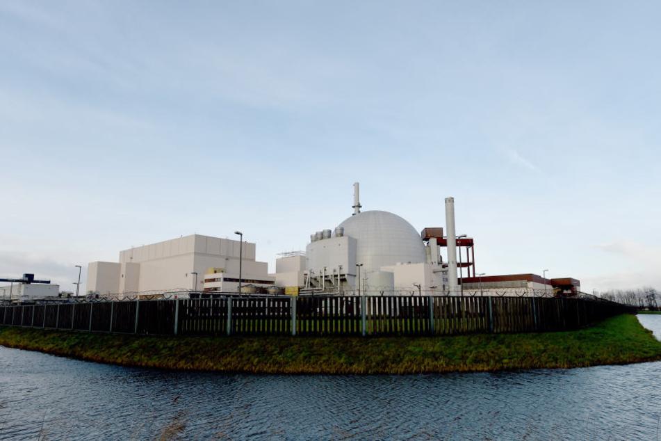 Im Atomkraftwerk Brokdorf gab es gleich zwei Pannen in nur einer Woche.