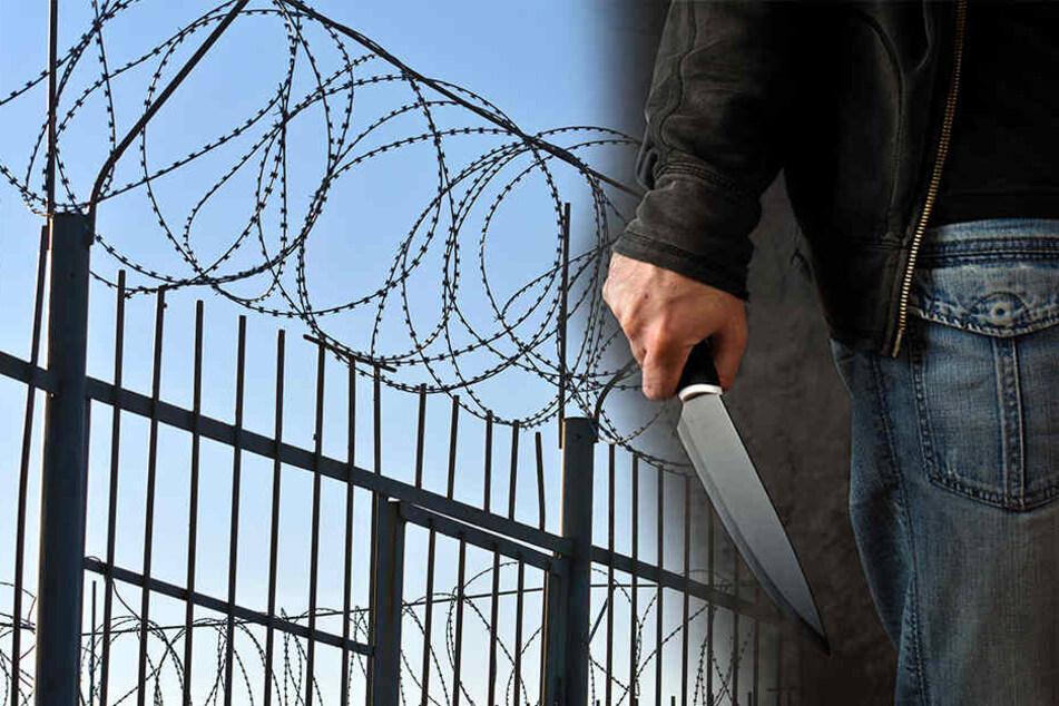 """Häftling soll """"Allahu Akbar"""" gerufen haben: Messer-Attacke auf Wächter"""