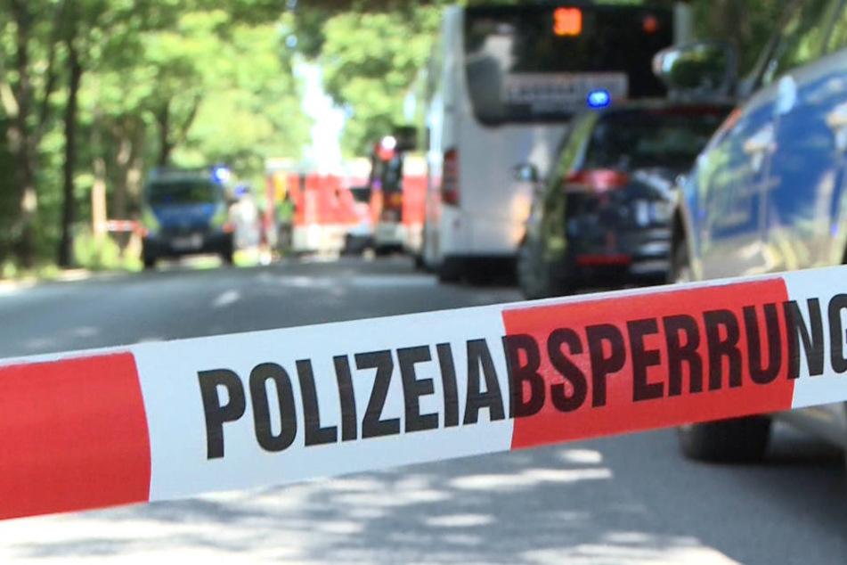 Brandbeschleuniger im Rucksack: Messerangriff in Lübeck gibt weiter Rätsel auf