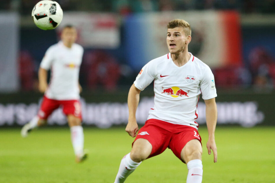 Timo Werner (RB Leipzig).