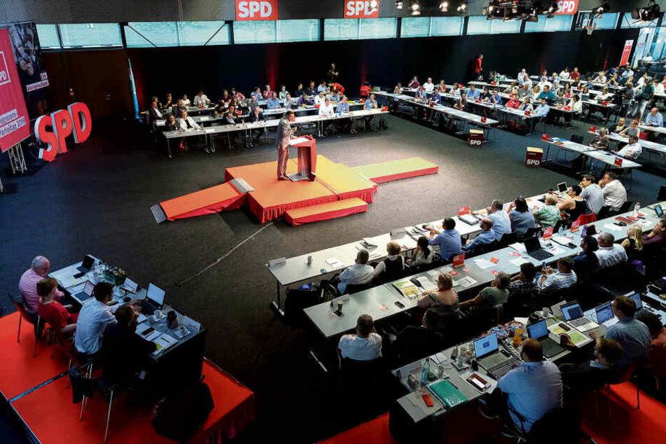 Der Wille zum Aufbruch war den Delegierten durchaus anzumerken.