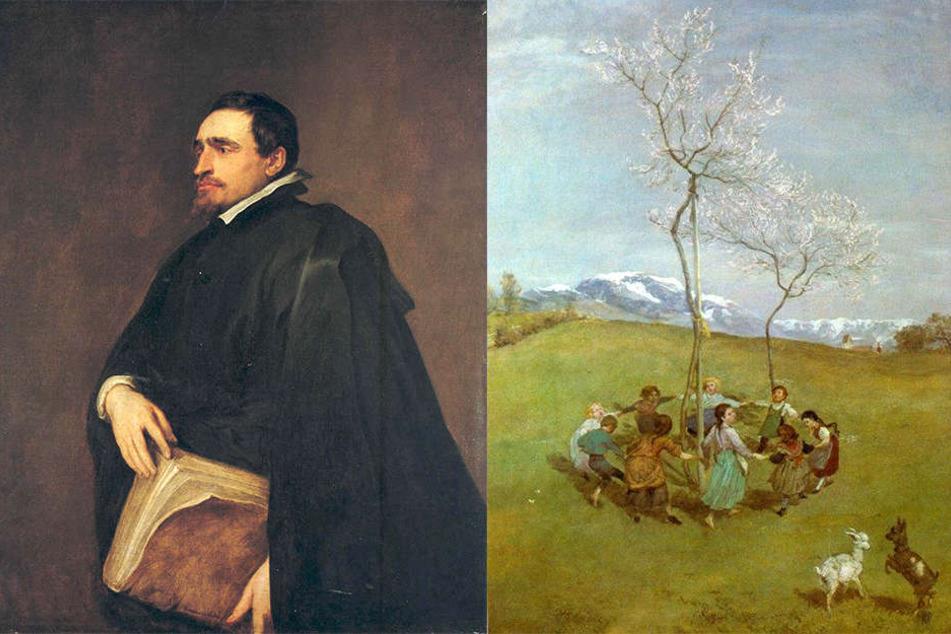 Diese Gemälde wurden bereits an die rechtmäßigen Erben zurückgegeben.