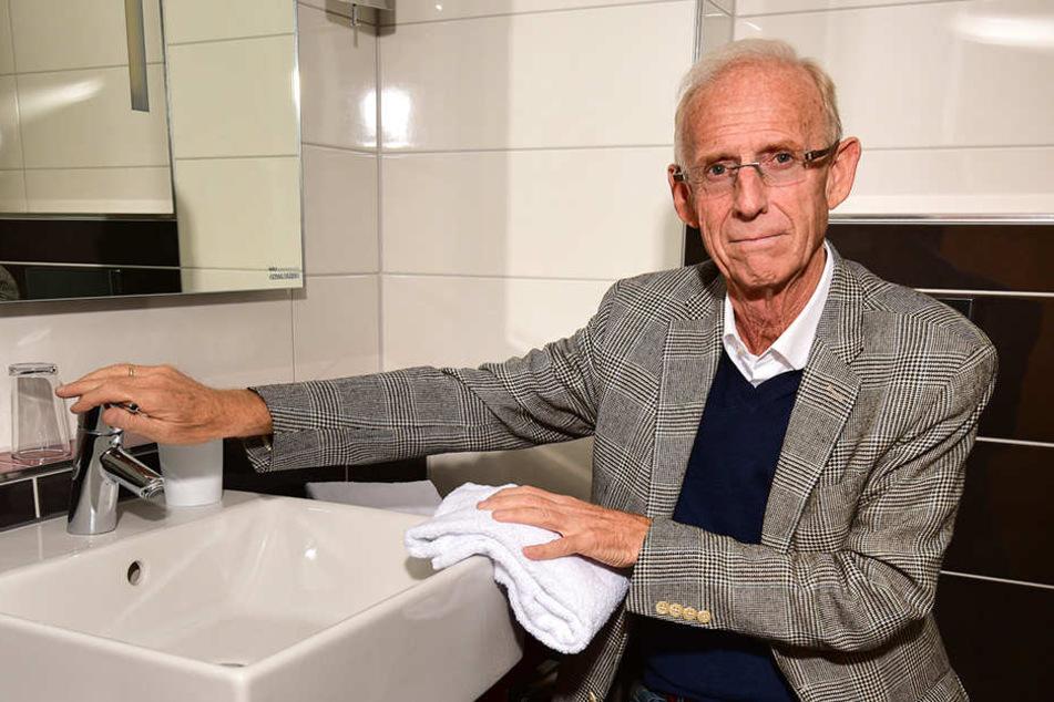 Ebbe im Brunnen: Bastei-Hotelchef lässt Trinkwasser per Tanklaster anfahren