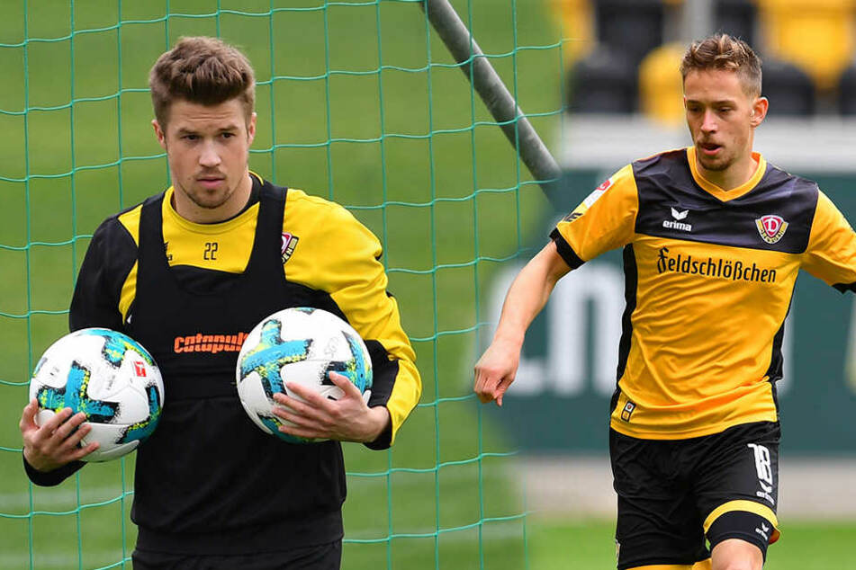 Patrick Möschl und Jannik Müller verpassen den Test am Freitag gegen Mlada Boleslav.