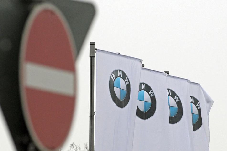 Ein BMW-Sprecher bedauerte die Vorfälle. (Symbolbild)