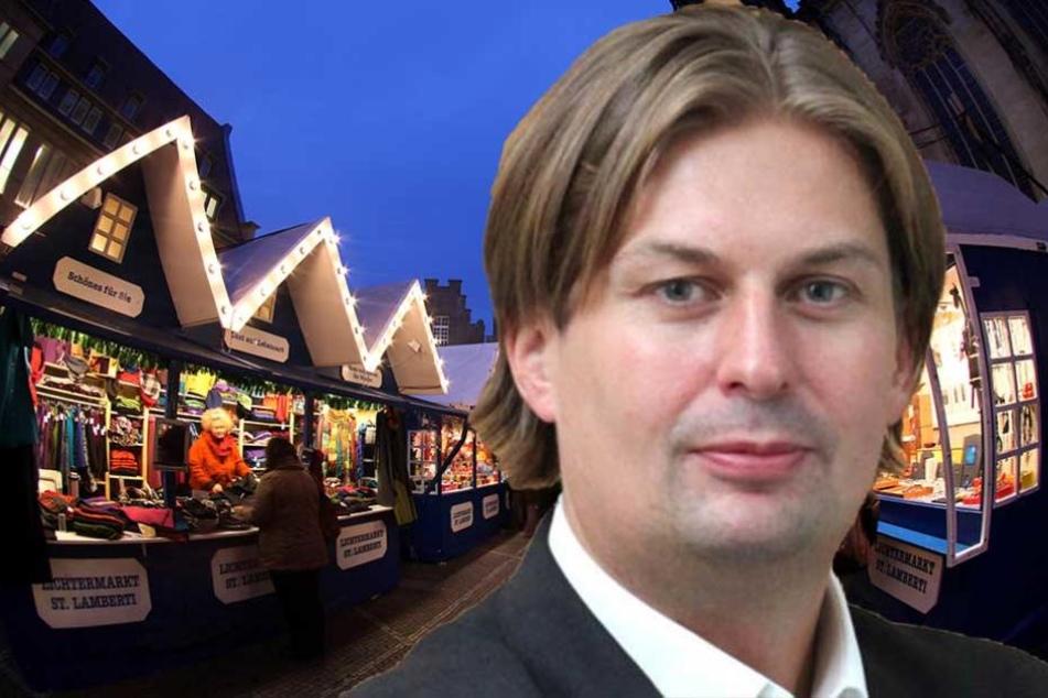 AfD tobt! Heißen wirklich viele Weihnachts- plötzlich Lichtermärkte?