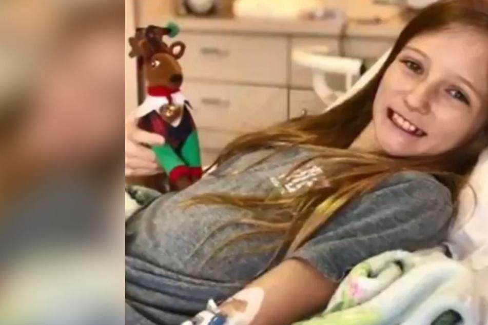 Roxli Doss hatte keine Aussicht auf Heilung, doch dann geschah ein Wunder.