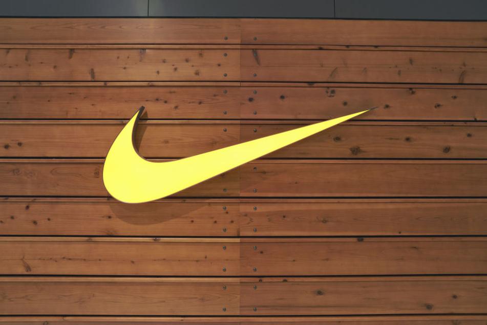 """Der """"Nike-Swoosh"""" gehört zu den wohl bekanntesten Firmenlogos der Welt."""