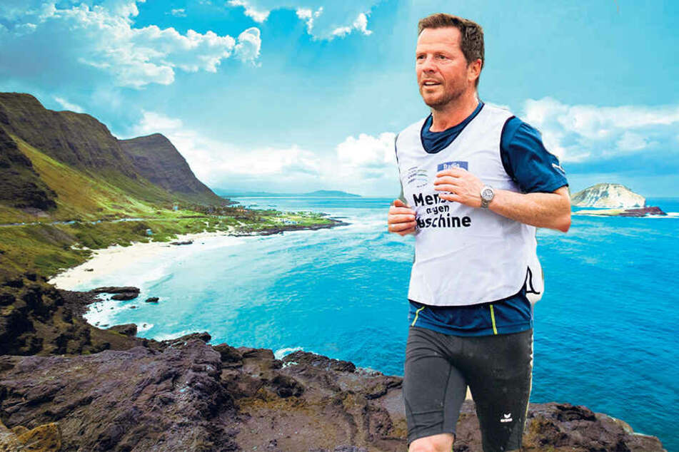 Morgenwecker André Hardt stählt sich für Hawaii