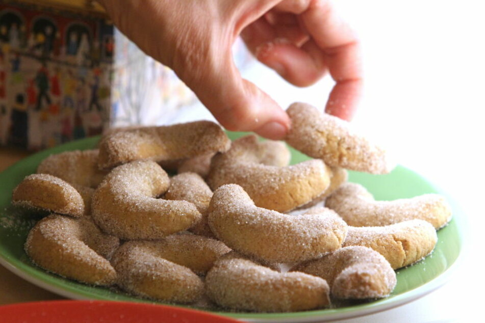 Selbstgebackener Kuchen und Plätzchen dürfen beim Wintermarkt natürlich nicht fehlen. (Symbolbild)