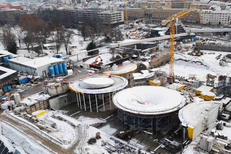 Stuttgart 21: Ab heute könnt Ihr wieder die Baustelle besichtigen