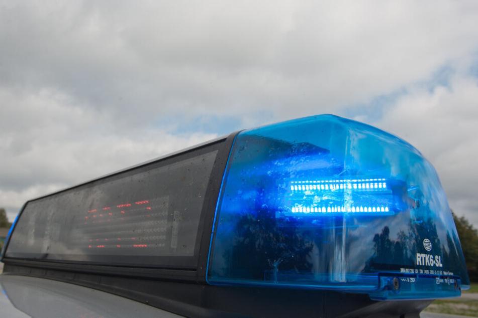 Bürger informierten die Polizei - doch die Eltern konnten das Kind schneller finden. (Symbolbild)