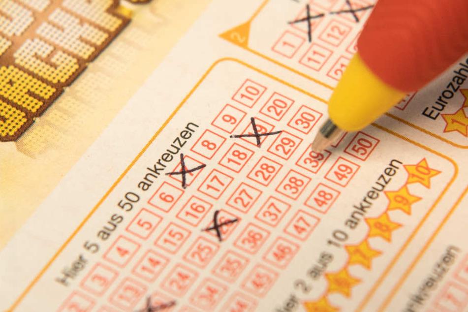 Endlich richtig getippt: Zwei Sachsen im Lottoglück