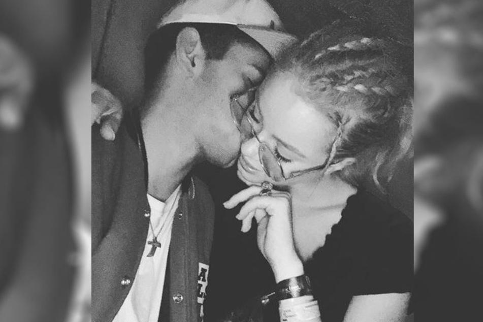 Läuft da mehr zwischen Zoe (18) und Daniele (22)?