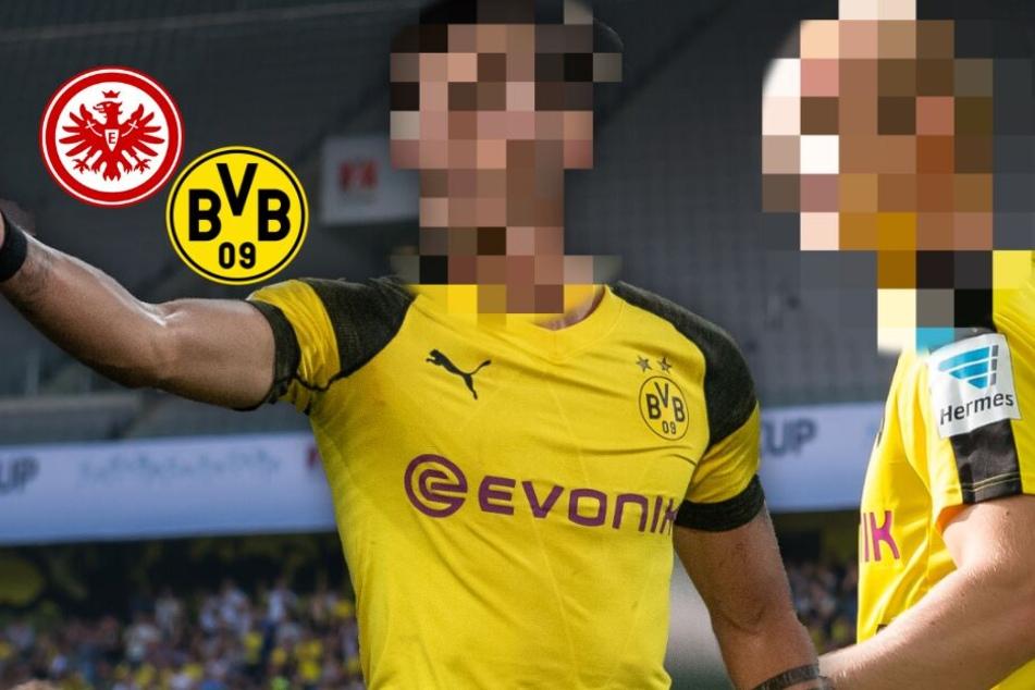 Geballte Transfer-Offensive: Lockt die Eintracht diese zwei BVB-Kicker an den Main?