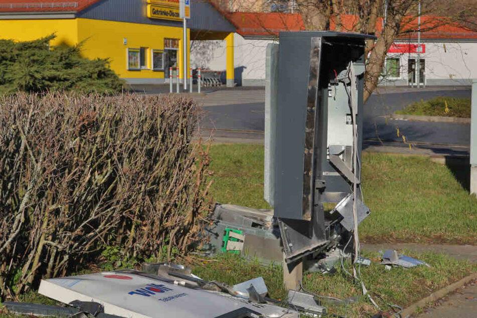 Wieder Automat gesprengt: In dieser Stadt knallt's am meisten