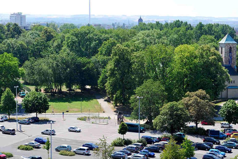 Wegen Handy: Messerattacke in Chemnitzer City