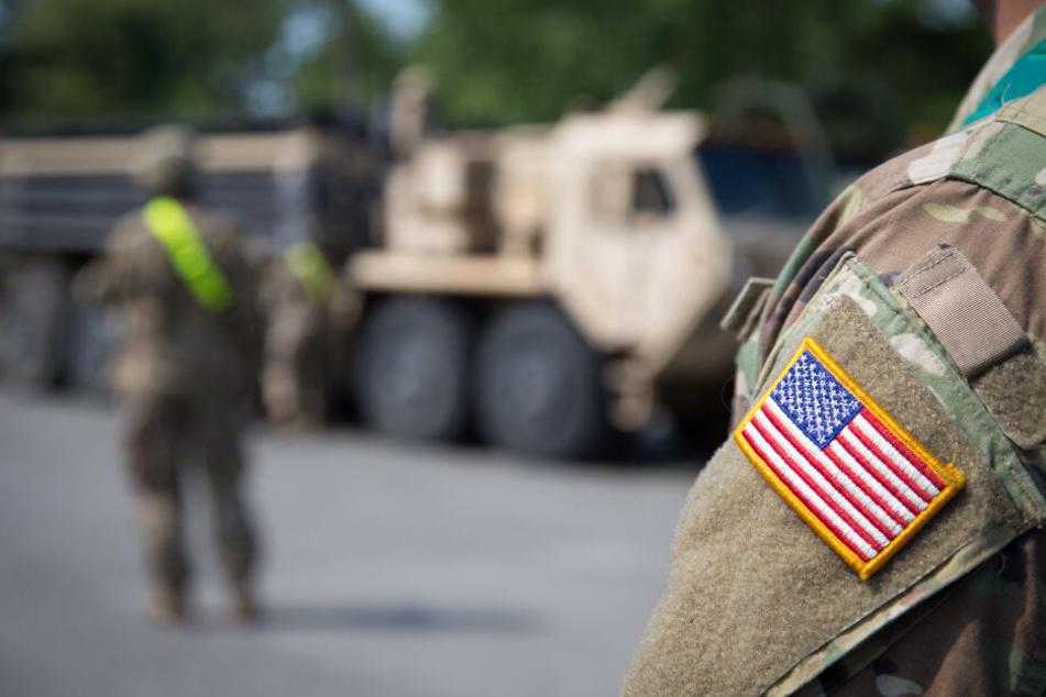 Gemeinsam mit der Bundeswehr wurde sich die US Army gerne zeigen. (Symbolbild)