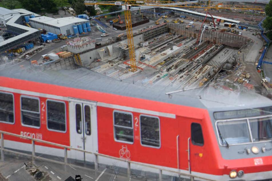 Stuttgart 21 wird sogar teurer als der Berliner Flughafen BER.
