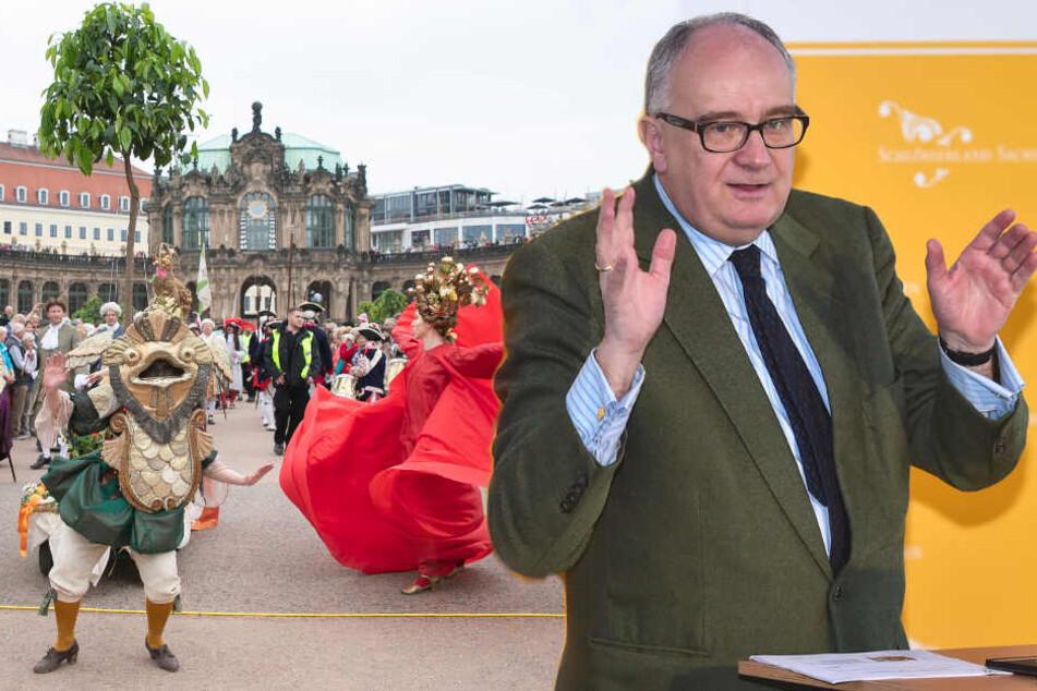 Dresden: Besucherrekord für Sachsens Schlösser und Gärten, doch es gibt ein Problem!