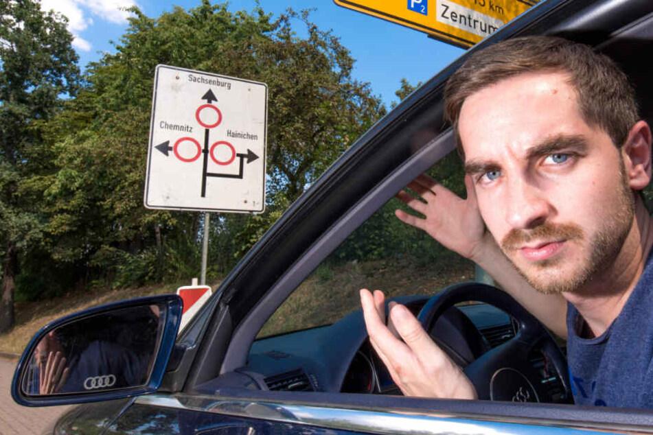 Dieser Schilder-Irrsinn bringt Autofahrer zur Verzweiflung