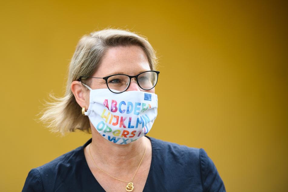 Stefanie Hubig (SPD), Ministerin für Bildung in Rheinland-Pfalz-