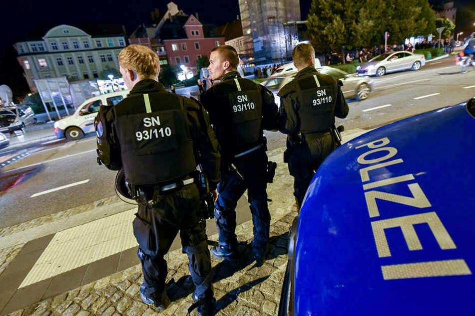 Im Kornmarkt-Center wurde die Polizei zu einer Auseinandersetzung zwischen Sicherheitsmitarbeitern und einem Asylsuchenden gerufen. (Symbolbild)