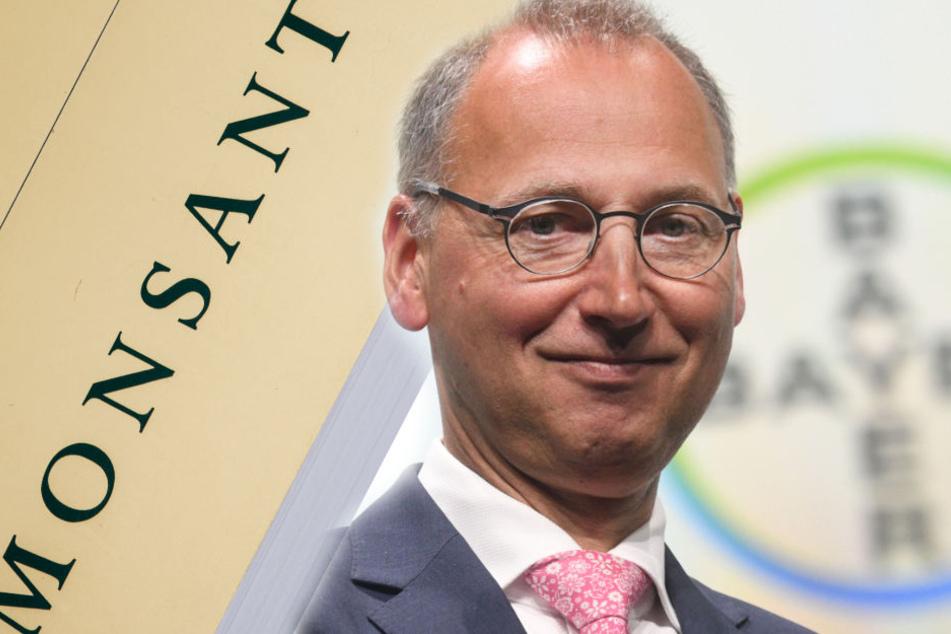 Gigantische Übernahme: Bayer löscht Namen Monsanto aus