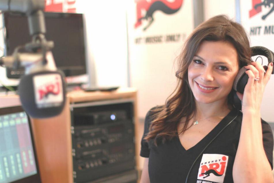 München: Ihr Name ist Programm: Radio-Moderatorin Dani Heiß im Playboy!