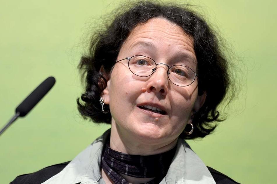 Monika Lazar (49) ist erneut Spitzenkandidatin der sächsischen Grünen.