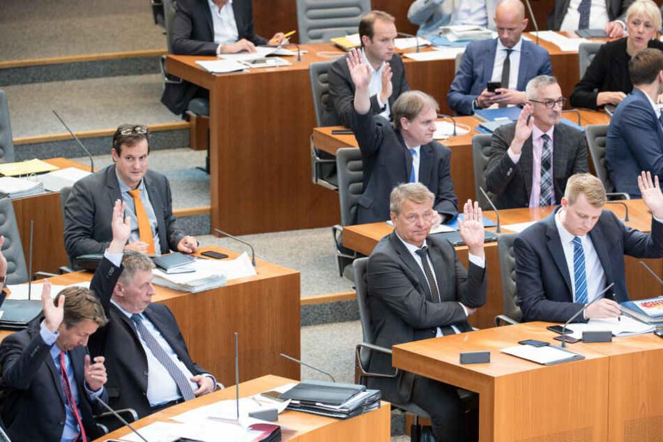 Die Mitglieder des Landtags in NRW diskutieren an diesem Freitag über das Projekt.