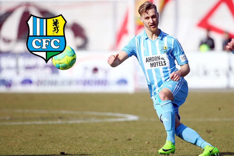 Nächster Spieler verlässt CFC: Jopek wechselt nach Würzburg