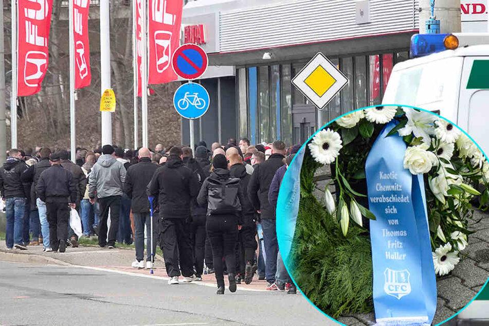 CFC erstattet Strafanzeige nach Trauerfeier von Thomas Haller
