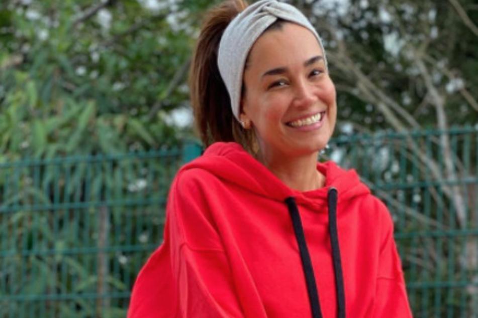 Jana Ina Zarrella mit eindringlicher Reise-Botschaft