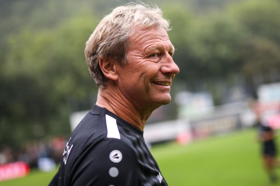 Wollte eigentlich Präsident des VfB Stuttgart werden: Guido Buchwald.