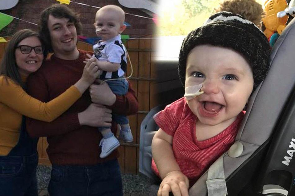 Baby ohne Immunsystem geboren: Vater trifft lebensrettende Entscheidung
