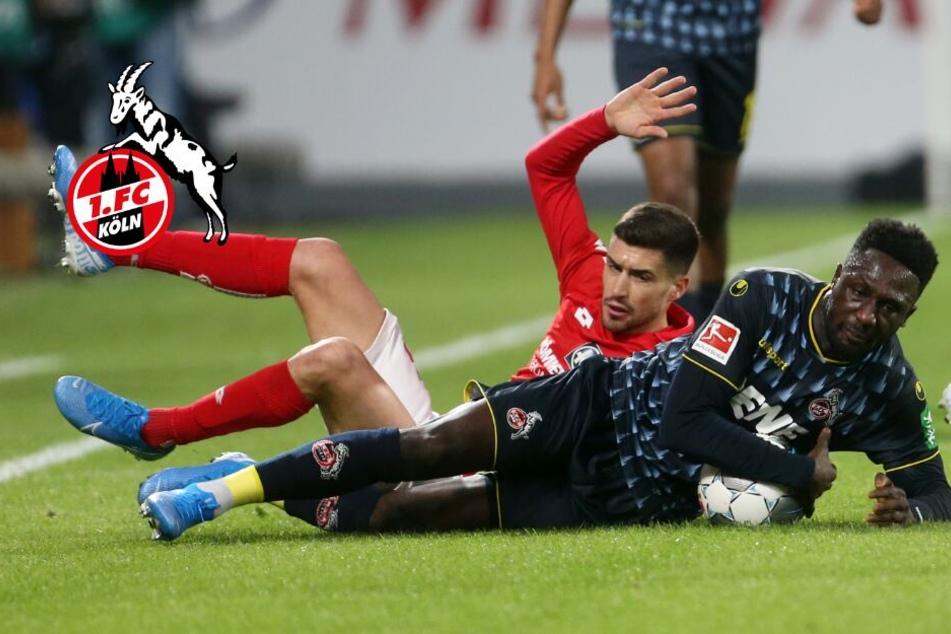 Köln verliert Kellerduell in Mainz nach Führung noch 1:3
