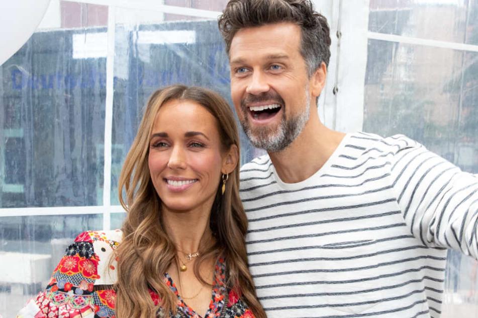 Wayne Carpendale und seine hübsche Ehefrau Annemarie sind glücklich verheiratet.