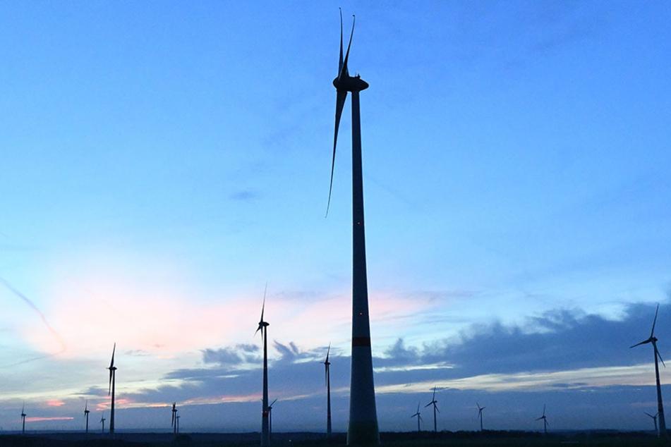 Der Bau der drei Windräder an der A2 ist beschlossene Sache.