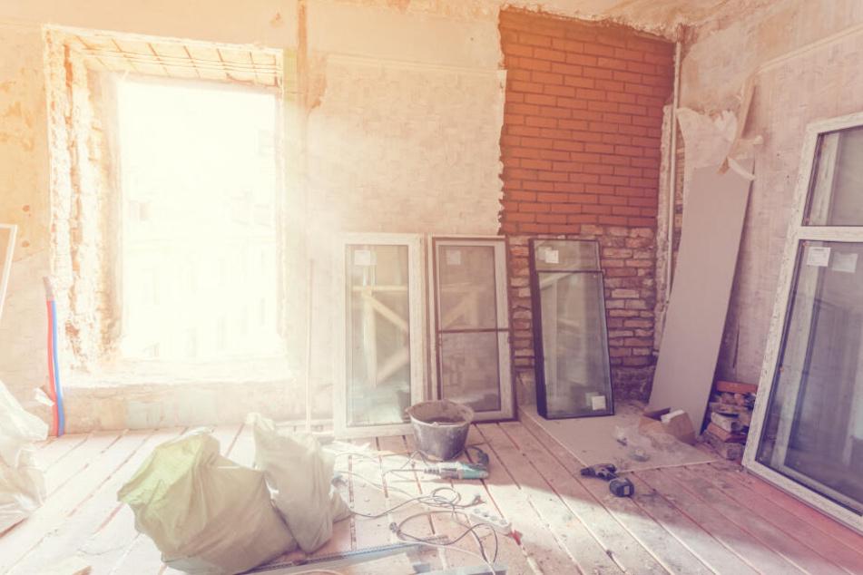 Erst Anfang nächsten Jahres werden die Renovierungsarbeiten starten. (Symbolbild)
