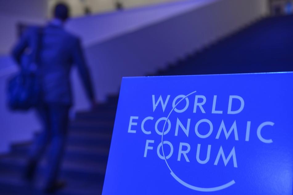 Die Abkürzung WEF steht für das World Economic Forum. (Archivbild)