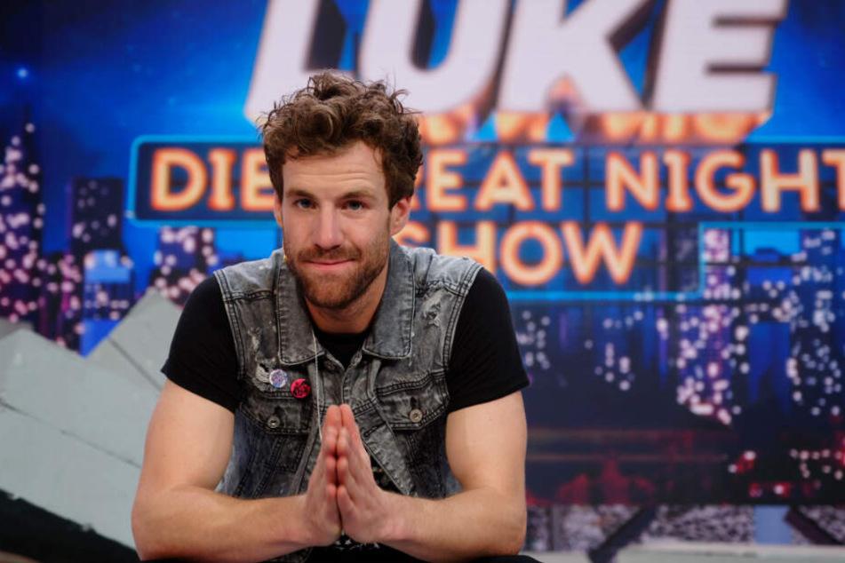 """""""LUKE! Die Greatnightshow"""" lautet der Titel der neuen Show von Luke Mockridge."""