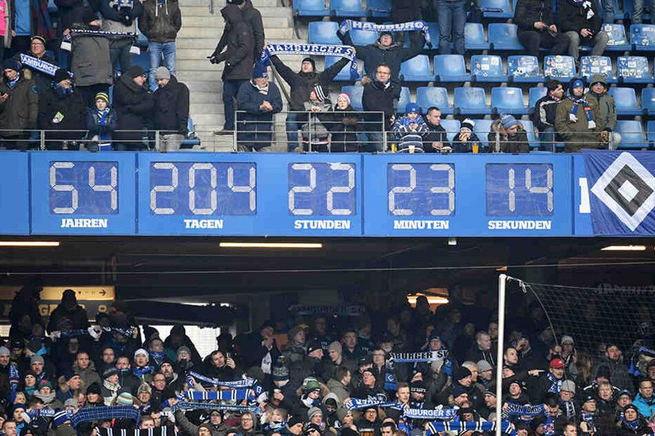 Läuft die HSV-Stadion-Uhr ab Sonntag rückwärts?