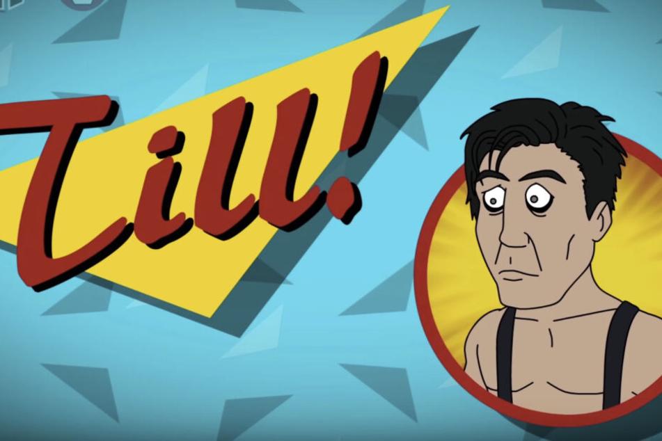 Zeichentrickfilm Sex-Szene Teenager Mädchen Sex-Video