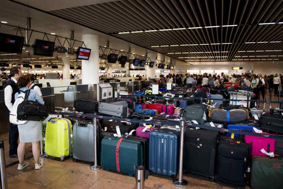 Wann das Gepäck nachgeliefert wird, ist bislang völlig unklar.
